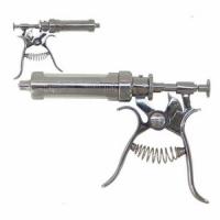 Dosing syringe auto matic adjustable
